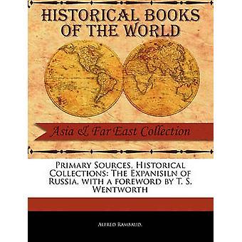Le Expanisiln de la Russie par Rambaud & Alfred