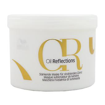 Wella Oil Reflections Maske 500 ml - Haarmaske