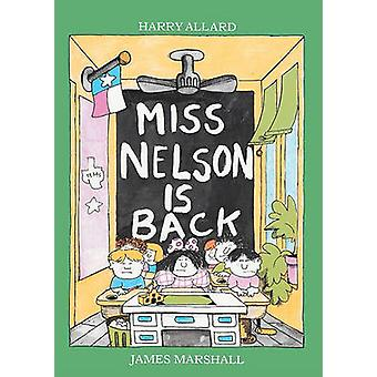 Miss Nelson Is Back by Harry Allard - Steins - James Marshall - 97808
