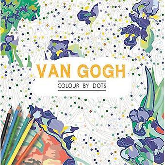 Van Gogh-färg av prickar-9781910552674 bok