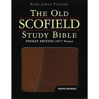 The Old Scofield Study Bible - KJV - Pacific Duvelle - 9780195271256