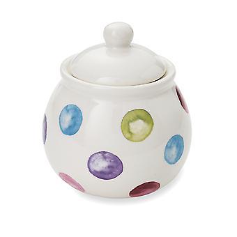 Cooksmart Spotty Dotty Sugar Bowl