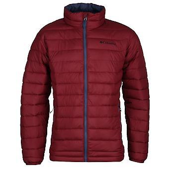 Columbia Powder Lite Red Jacket