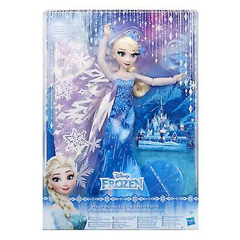 Disney Frozen Winter Dreams Deluxe Elsa Doll Docka 30cm