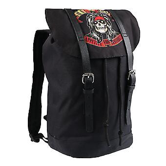 Guns N Roses Backpack Heritage Bag Appetite for Destruction Logo new Official