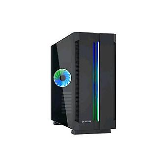 Chieftec g1 case middle tower rgb with window in tempered glass minitx/matx/atx color black