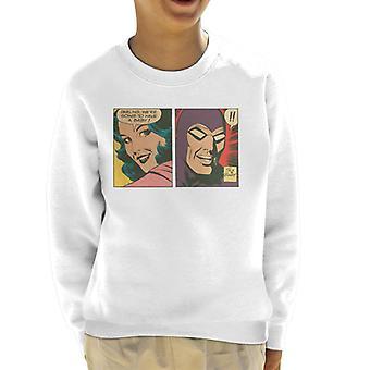 The Phantom Baby Surprise Kid's Sweatshirt