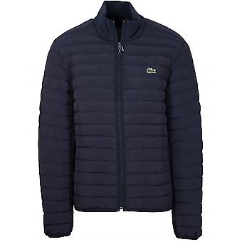 Lacoste Lacoste Navy Down Jacket