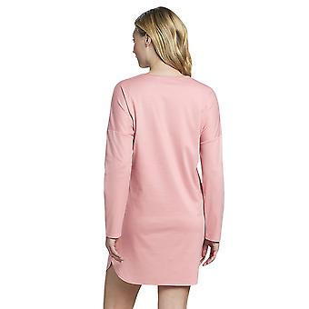 Rosch 1193656-12609 Women's Smart Casual Tea Rose Pink Cotton Nightdress