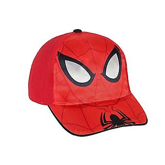 Spiderman Cap Red