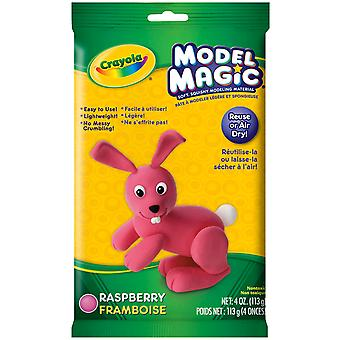 Crayola Model Magic 4 Ounces Raspberry 57 4486