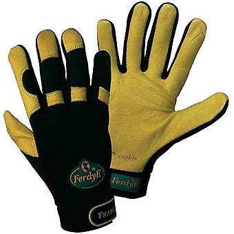 FerdyF. 1950 Glove Mechanics TRAPPER Clarino Synthetic-Leather Size 8 - 11