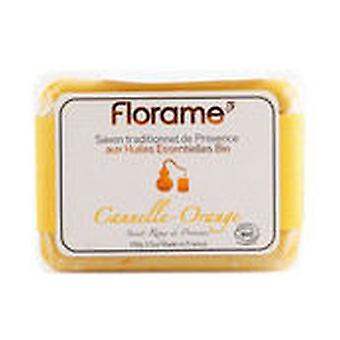 Florame Cinnamon-Orange Soap Tablet