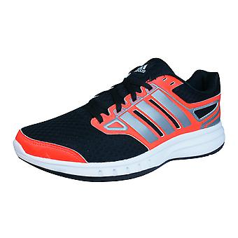 adidas Galactic Elite Mens Running Trainers / Shoes - Black