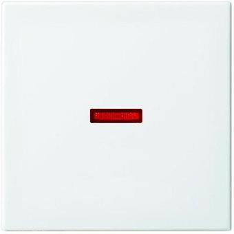 Busch-Jaeger Cover Toggle switch, Cross-switch, Circuit breaker, Switch Busch-balance SI Alpine white 1789-914