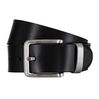 Saklani & Friese belts men's belts leather belt black 33