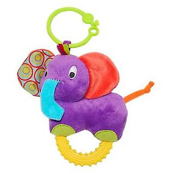 Tachan Timber Rattle Elephant Little Pals