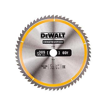 DeWALT DT1960-QZ Bau Circ sah Klinge 305x30mm 60 t