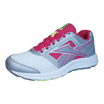 Reebok Zone Cushrun Womens Running Trainers - White
