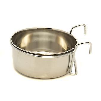 Stainless Steel Hook On Coop Cup 950ml