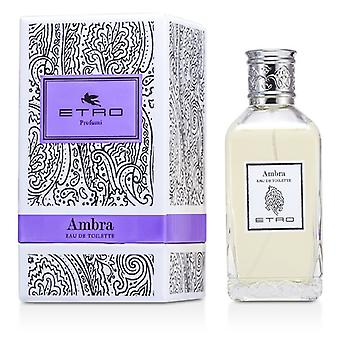 Etro Ambra Eau De Toilette Spray 100ml / 3.3 oz