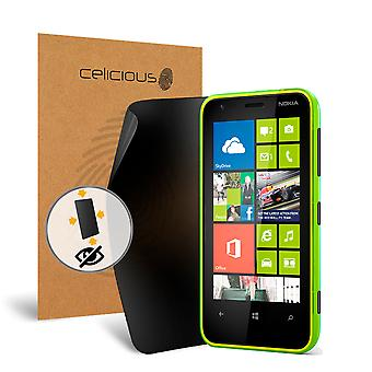 Celicious Privacy Plus Nokia Lumia 620 4-Way Visual Black Out Screen Protector