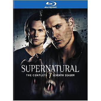 Supernatural - Supernatural: Season 7 [BLU-RAY] USA import
