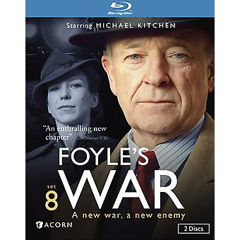 Foyle's War: Set 8 [BLU-RAY] USA import