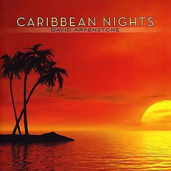 David Arkenstone - Caribbean Nights [CD] USA import