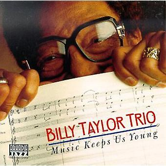 Billy Taylor Trio - importation USA musique garde nous Young [CD]