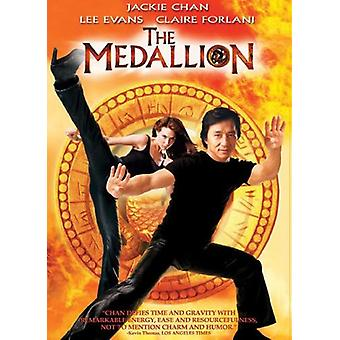 Medallion [DVD] USA import