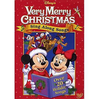 Bardzo Merry Christmas Songs [DVD] USA import
