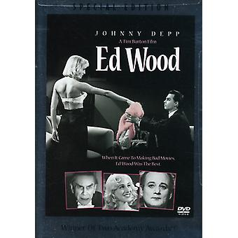 Ed Wood [DVD] USA importerer