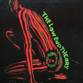 Tribe Called Quest - lav ende teori [CD] USA import