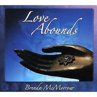 Brenda McMorrow - kærlighed bugner [CD] USA import