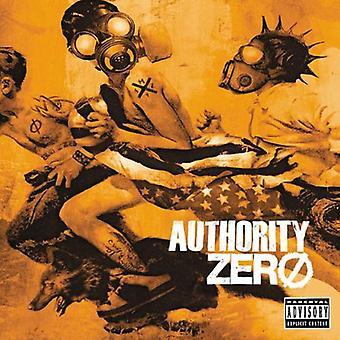 Myndighed nul - Andiamo [CD] USA importerer