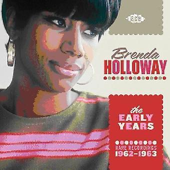 Brenda Holloway - Early Years Rare Recordings 1962-63 [CD] USA import