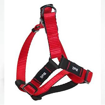 Yagu Basic Red petral (Dogs , Collars, Leads and Harnesses , Harnesses)