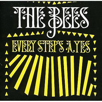 Bandet af bier (bierne) - hvert trin er en ja [CD] USA import