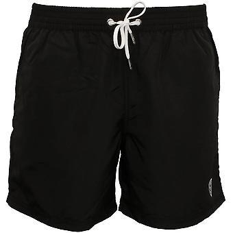 Acho que Shorts de natação clássico, preto
