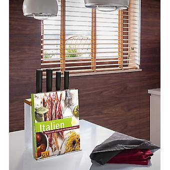 Cookbook holder kitchen organizer, Halter for Tablet-PC BB´s and much more. Knife block