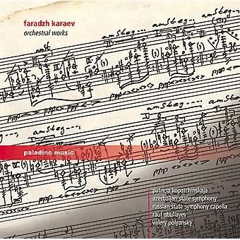 Karaev / Aserbajdsjan stat Symfoniorkester - orkesterværker [CD] USA import