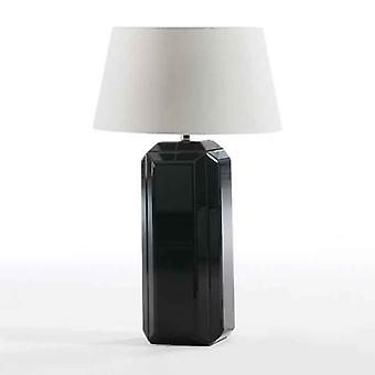 Wellindal Desk Lamp 22x22x61 Black Crystal Without Screen