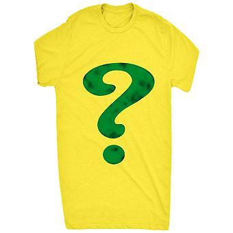 Renomado pergunta verde marca Crazy