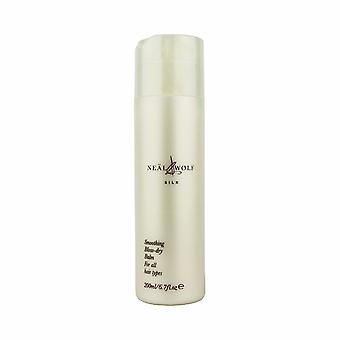 Neal & Wolf Silk Smoothing Blow-Dry Balm 200ml