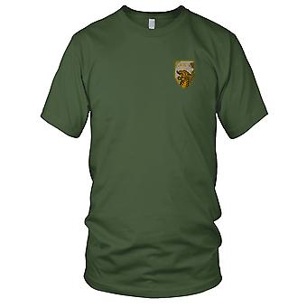 ARVN 1st Mobile Strike Force Command MACV - Military Vietnam Embroidered Patch - Ladies T Shirt