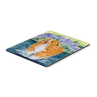 Carolines Treasures  SS8619MP Nova Scotia Duck Toller Mouse Pad, Hot Pad or Triv