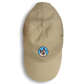 Carolines Treasures  LH9398BU-156 Norwegian Elkhound Baseball Cap
