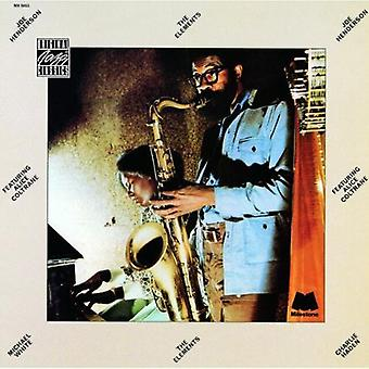 Joe Henderson - Elements [CD] USA import