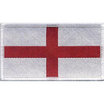 National Flag Patch Uniform Badge